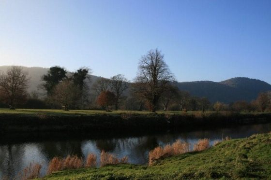 Local riverside walks near Llanrwst