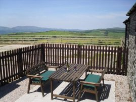 Views from the self catering holiday cottage