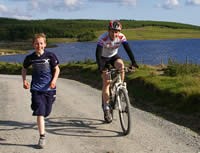 Bike friendly accommodation in North Wales