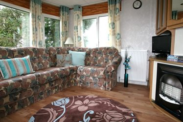 Holiday static caravan in Llanrwst Snowdonia in beautiful North Wales